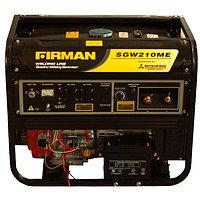 """Бензиновый сварочный генератор со сварочным выпрямителем """"FIRMAN"""" SGW210ME"""