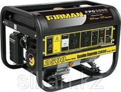 Бензиновый генератор FPG2800 Firman