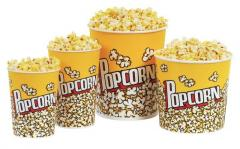Flavoring additive for popcorn