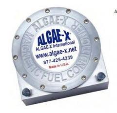 Линейный кондиционер топлива ALGAE-X, LG-X 200