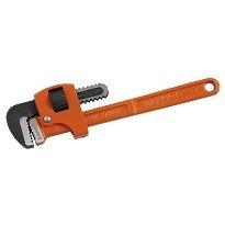Pipe key of Stillson