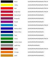 Color RZ/MZ/EZ pain