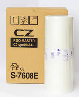 Master film of CZ 100 A4