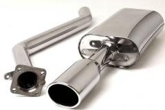 Mufflers, FOR ALL MODELS of CARS