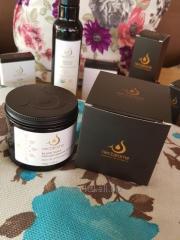 Марокканское черное мыло Бельди с эвкалиптом
