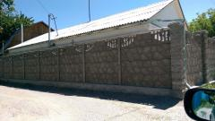 Decorative protections in Taraz