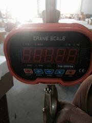 Крановые весы 10 тонн , 5 тонн
