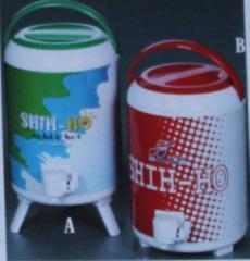 Термобокс (термос) для напитков с рекламным...