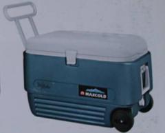 Термоконтейнер (термос) на колёсах с ручкой, арт.