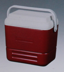 Thermal container with the handle (thermos), art.