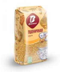 """Wheat groats provincial """"Volozhka"""