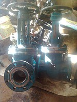 3-х ходовой кран Ду80 Ру25-40 кгс/см2