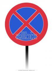 To buy road signs in Karaganda