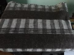 Одеяло полушерстяное 150*200см