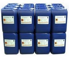 Polyamine test reagent diagnostic