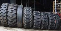 Tires for special equipmen