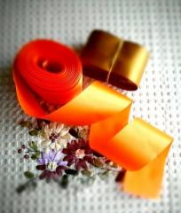 The tape satin wedding, festive width is from 30