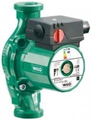 Circulation pulsers Wilo Star-RS 25/4 - Star-RS