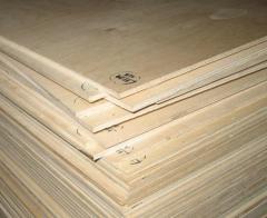Chapas de madera resistentes al agua no pulidas