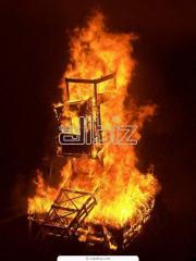 Explosion-proof fire equipmen