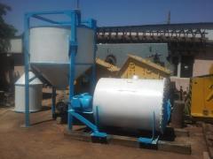 Оборудование для производства сухих строительных