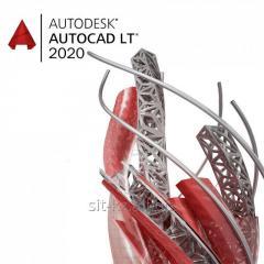 AutoCAD LT 2017 (временная лицензия на 1 год)