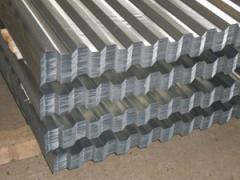 Professional flooring galvanized