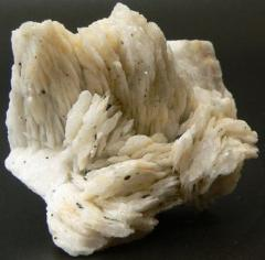 Barite - natural sulfate of barium (BaSO4)