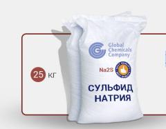 Sodium sulfide, sulphurous sodium