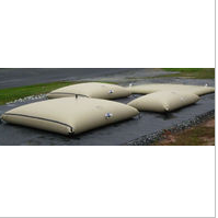 Flexible tanks for storage of fuels and lubricants