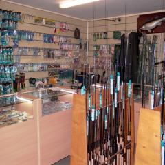 магазин для рыболовов в астане