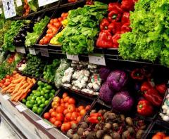 Самые свежие вкусные и сочные фрукты и овощи оптом