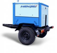 Сварочный дизельный агрегат АДД - 2X2502.1 П + ВГ