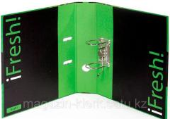 Ring binder with the arch iFRESH mechanism of 50