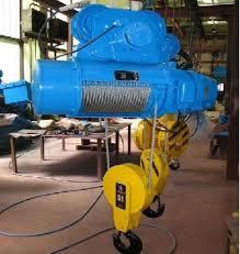 Таль (тельфер) электрическая 10 т