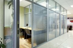 Stationary partitions (office partitions
