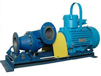 Design of the osediagonalny pump ODN 130-100-75