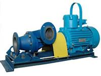 Design of the osediagonalny pump ODN 130-100-75