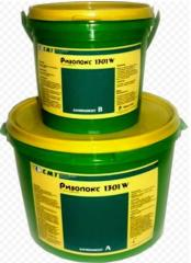 Epoxy paint with the low content of solvent of