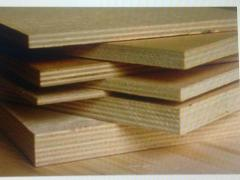 Plywood for construction works
