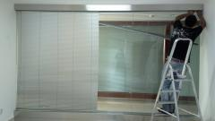Horizontal aluminum blinds in Almaty