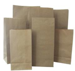 Paper packages for flour