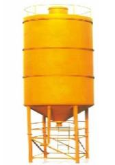 Silo vertical for cement storage