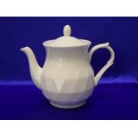 Teapot corrugated 1L