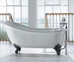 Чугунные ванны ТОО «Сантехпром»