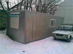 Вагон-лаборатория дорожно-строительных материалов