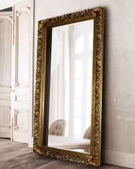 Mirror in a baguette