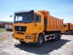 Shacman SHAANXI SX3256DR384 dump truck available