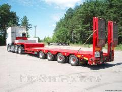 Transport equipment for hazardous cargo