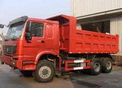 HOWO ZZ3257N4357D1 dump truck